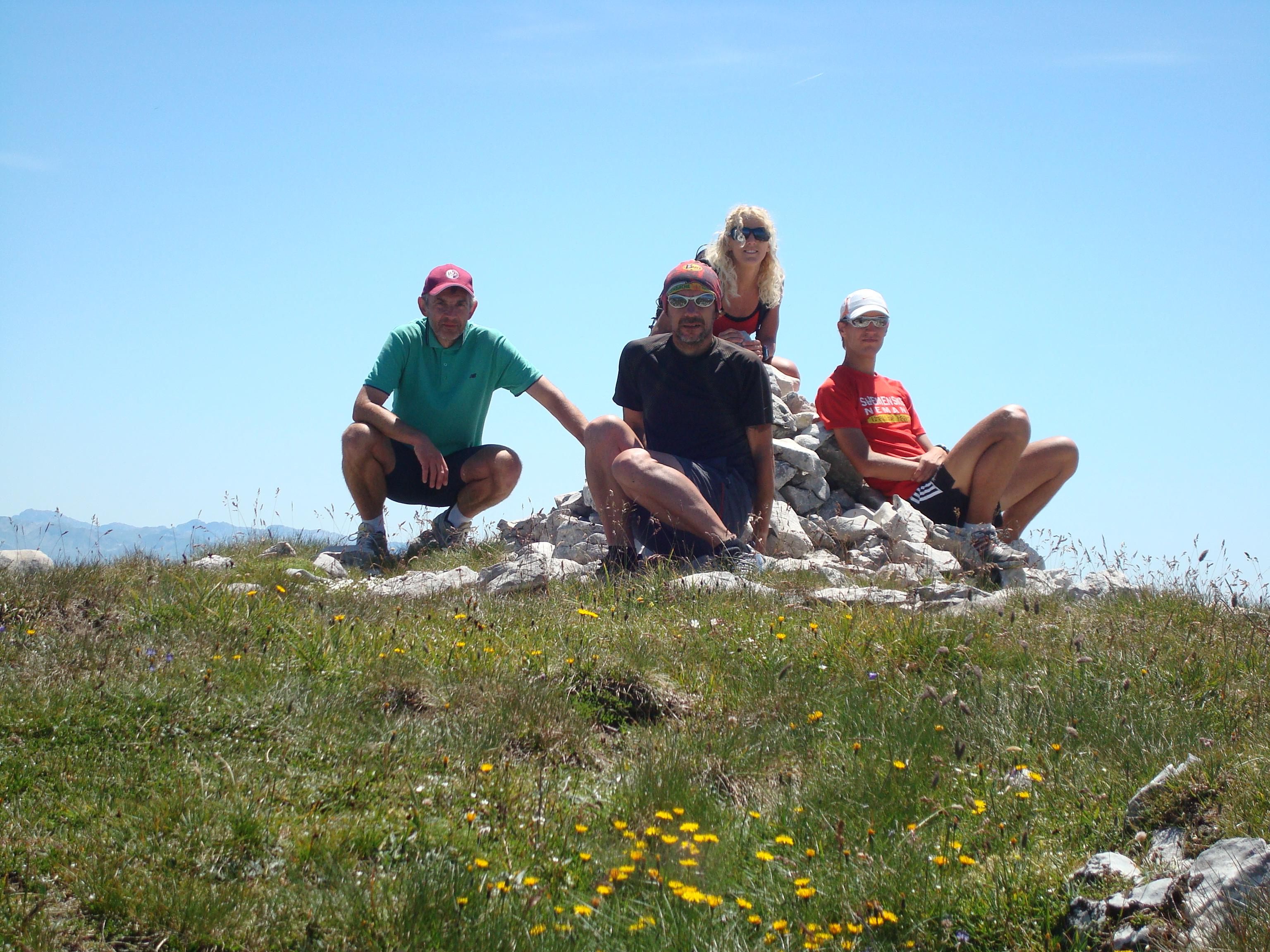 Sljemenski vrhovi Durmitora