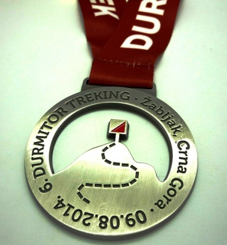 durmitor medalja