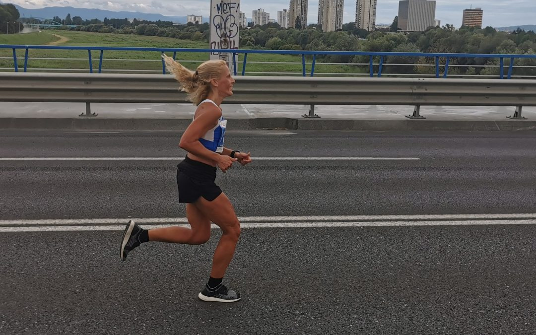 Još jedan uspjeh na prvenstvu Hrvatske u polumaratonu