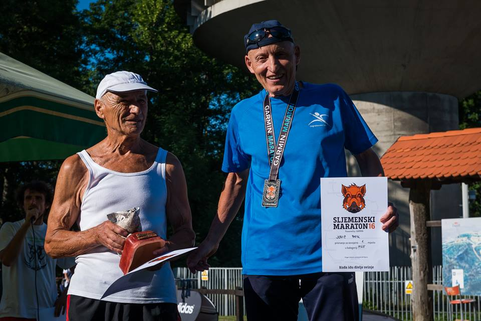 Solunci Sljemenskog maratona
