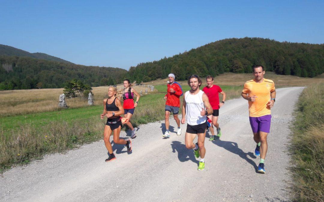 1000 dana trčanja za redom